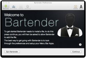 Bartender: welkom