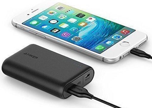 Gebruik de Anker PowerCore om je iPhone of iPad makkelijk onderweg op te laden