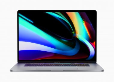 Apple introduceert 16-inch MacBook Pro